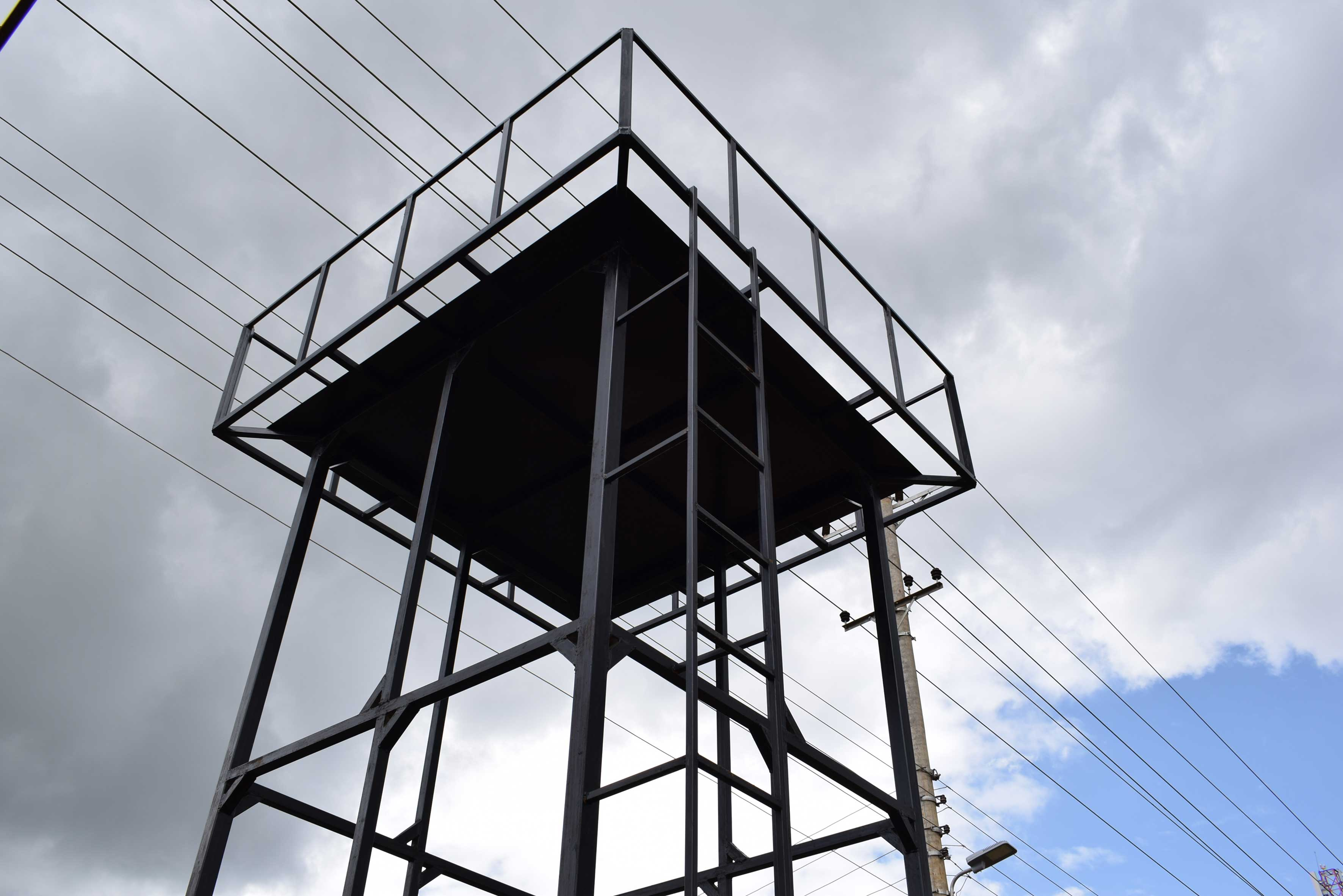 Water Tank Stands image